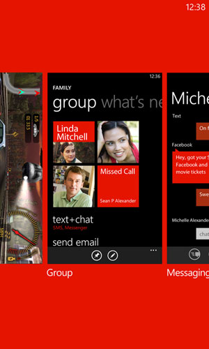 Windows Phone Task Switching
