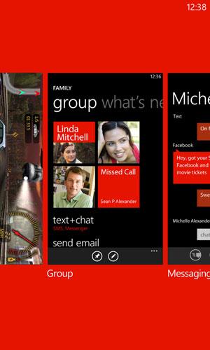 Windows Phone Task Switching
